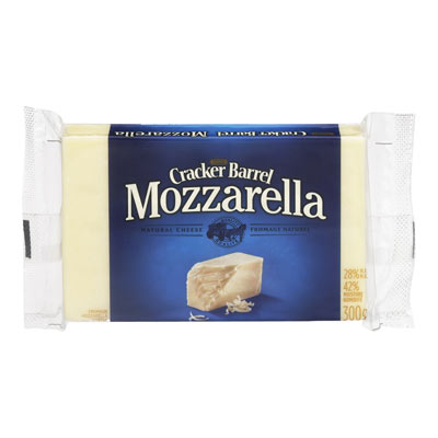 CRACKER BARREL Fromage mozzarella 300�g