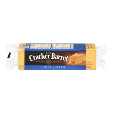 CRACKER BARREL Fromage Cheddar doux