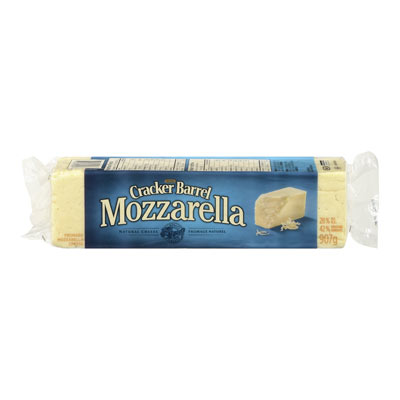 CRACKER BARREL Mozzarella Cheese
