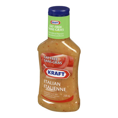 KRAFT Fat Free Italian Dressing