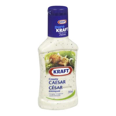KRAFT vinaigrette César crémeuse