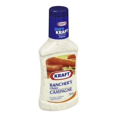 KRAFT RANCHER'S CHOICE Dressing