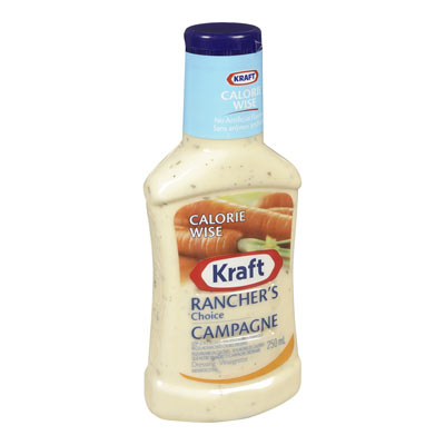 KRAFT CALORIE WISE Ranch Dressing