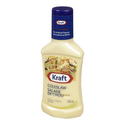 KRAFT Vinaigrette Salade de chou