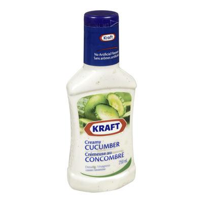 KRAFT Creamy Cucumber Dressing