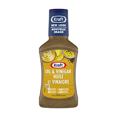 KRAFT Oil & Vinegar Dressing
