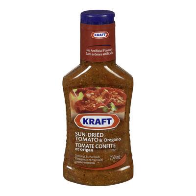 KRAFT Tomato & Oregano Dressing