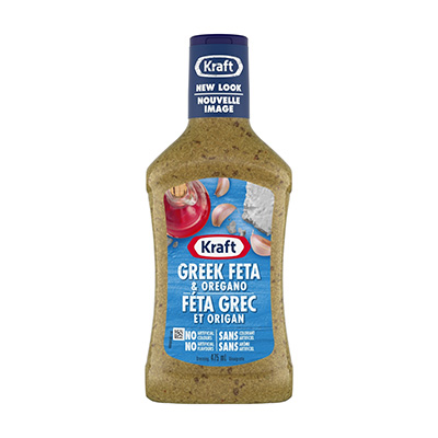 KRAFT Greek Feta & Oregano Dressing