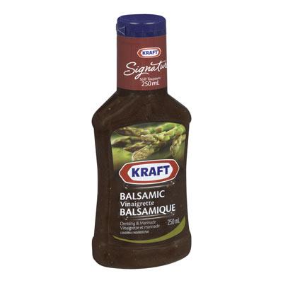 KRAFT Balsamic Vinegar Dressing
