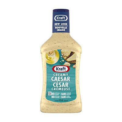 Kraft Creamy Caesar Dressing