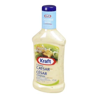 KRAFT CALORIE WISE Caesar Dressing