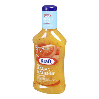 KRAFT CALORIE WISE Italian Dressing