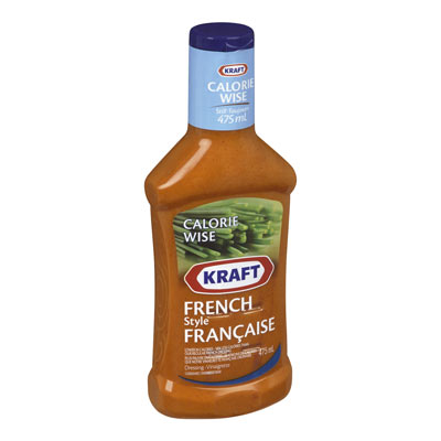 KRAFT CALORIE WISE French Dressing