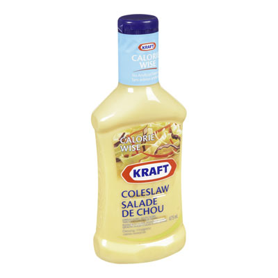 KRAFT CALORIE WISE Coleslaw Dressing