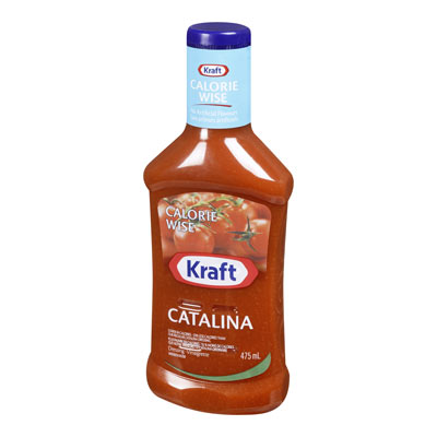 KRAFT CALORIE WISE Vinaigrette Catalina