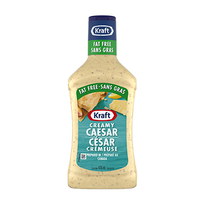 KRAFT Fat Free Caesar Dressing