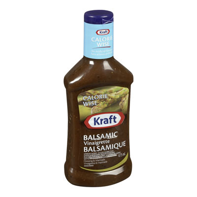 KRAFT CALORIE WISE Balsamic Dressing