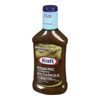 KRAFT CALORIE-WISE Vinaigrette Balsamique