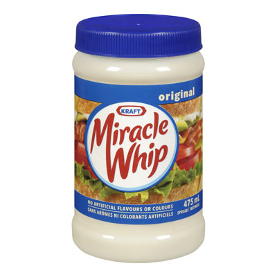 MIRACLE WHIP Ordinaire