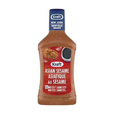 KRAFT Vinaigrette Sésame asiatique
