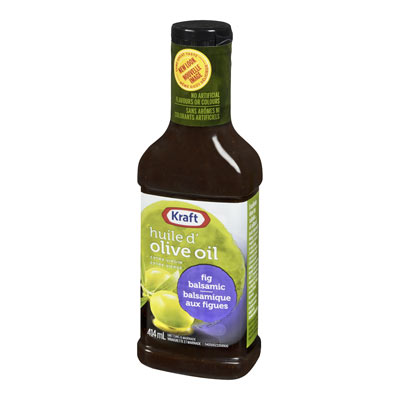KRAFT 414 ML DRESSING-LIQUID FIG BALSAMIC VINAIGRETTE EACH