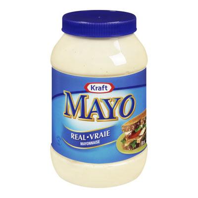 KRAFT Vraie mayonnaise