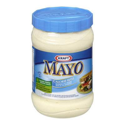 KRAFT CALORIE-WISE Real Mayo