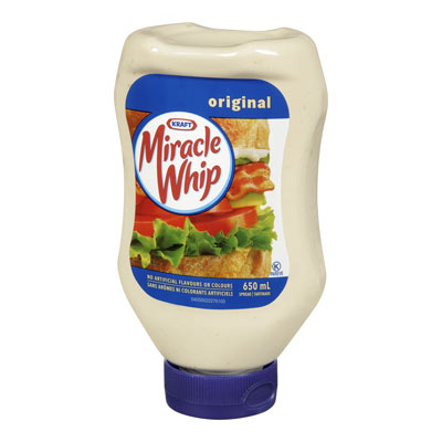 MIRACLE WHIP Regular EZ SQUEEZE