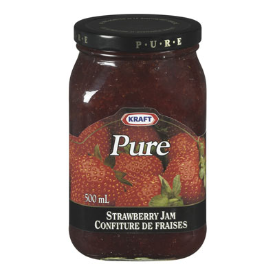 KRAFT Strawberry Jam