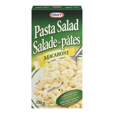 KRAFT Cold Pasta Salad Macaroni,