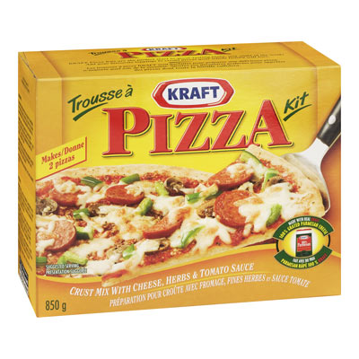 KRAFT Trousse à pizza