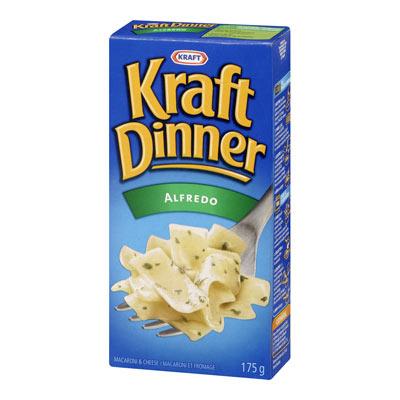 KRAFT DINNER Alfredo