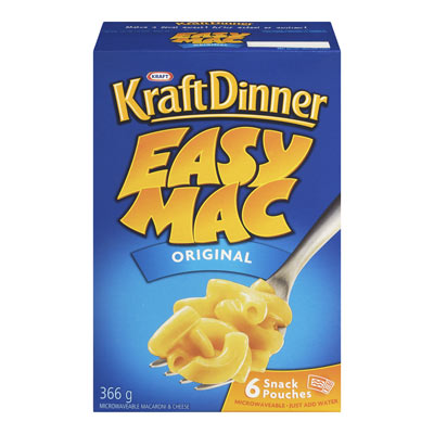 KRAFT DINNER Déli-Minute Original,