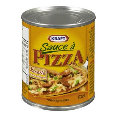 KRAFT Sauce à pizza