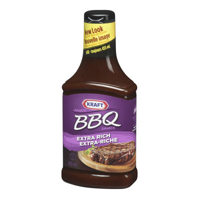 KRAFT BBQ Sauce Extra Rich Original