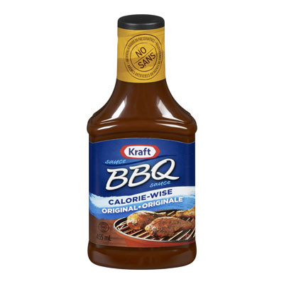 KRAFT BBQ Sauce Light