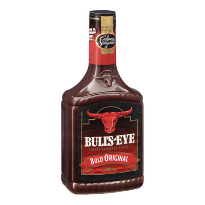 BULL'S EYE Sauce barbecue Bold Original