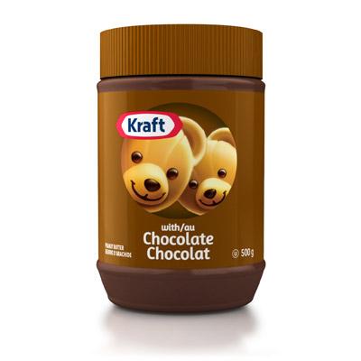 KRAFT Chocolate Peanut Butter