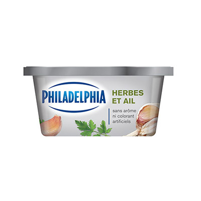 philadelphia cream cheese herb and garlic