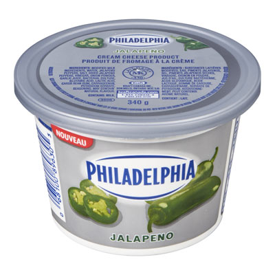 PHILADELPHIA  CREAM CHEESE-SOFT  JALAPENO