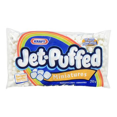 KRAFT Jet Puffed Guimauves mini
