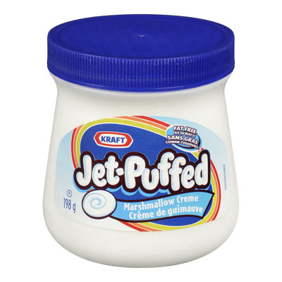 KRAFT Crème de guimauve Jet-Puffed