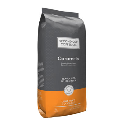 Caf� moulu Caramelo SECOND CUP, 312 g