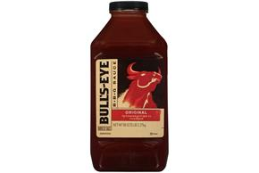 Bull's-Eye Original Barbecue Sauce 80 oz. Jug