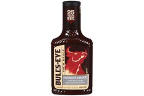 Bull's-Eye Hickory Smoke Barbecue Sauce 18 oz. Bottle