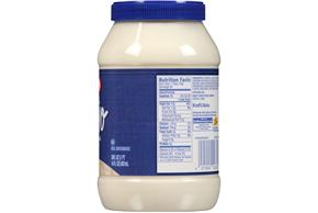 KRAFT Mayonnaise 30 FO Jar