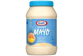 KRAFT Mayonnaise Light 30 oz Jar