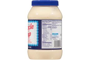 KRAFT MIRACLE WHIP Dressing Original 30 fl. oz. Jar