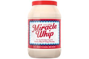 KRAFT MIRACLE WHIP Dressing Fat Free 30 fl. oz. Jar