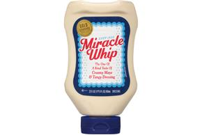 KRAFT MIRACLE WHIP Dressing Original 22 fl. oz. Bottle